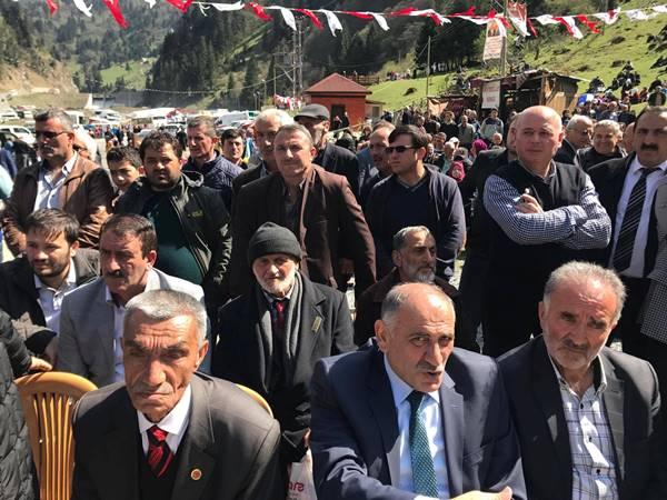 Trabzon yeni turizm sezonuna zirvede girdi