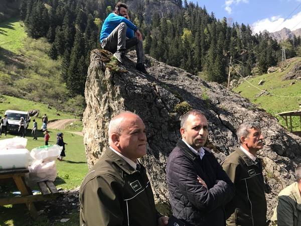Trabzon yeni turizm sezonuna zirvede girdi 13