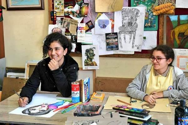 Trabzon'da Bilim Ve Sanat Kamp Etkinliği Sona Erdi
