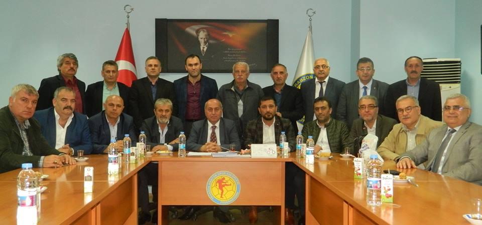 Doğu Karadeniz Sağlık Turizm Derneği ASKF'ye ziyaret
