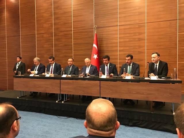 Türk iş adamı Trabzonlu Erhan Zorlu'dan çağrı