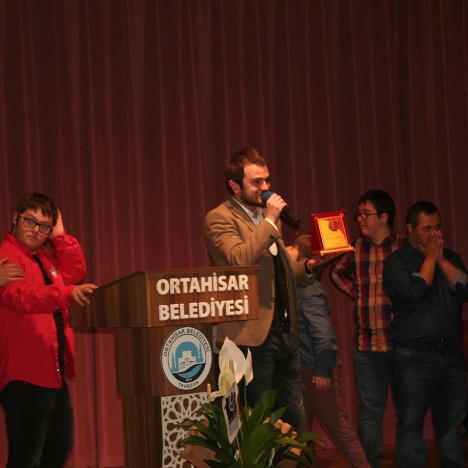 Trabzon'da Örnek proje