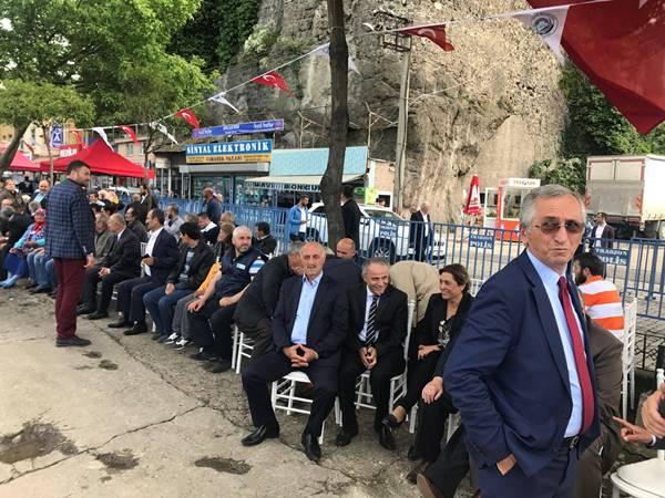 Bakan Süleyman Soylu kurdele kesecek mi?