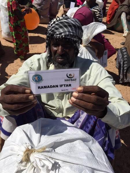 Trabzon'dan Somali'ye yardım eli