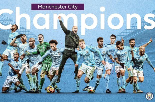 İngiltere Premier Lig şampiyonu belli oldu
