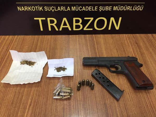 Trabzon'da Operasyon - Bakın nasıl gönderdiler