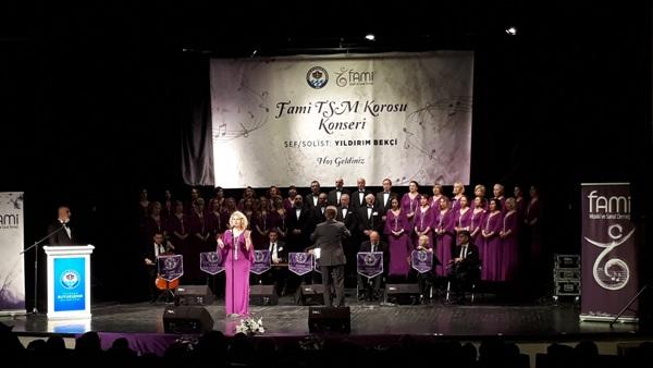 Trabzon'da muhteşem konser