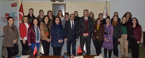 Trabzon'da Kadın ve Genç Girişimcilere bilgilendirme