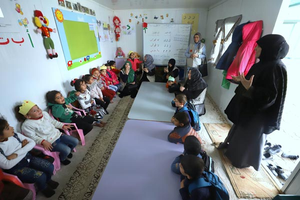 Trabzonlu Kadınlardan Suriyelilere kardeşlik eli