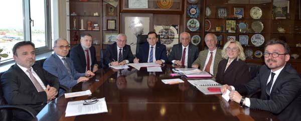 Trabzon ve Soçi arasında imzalar atıldı
