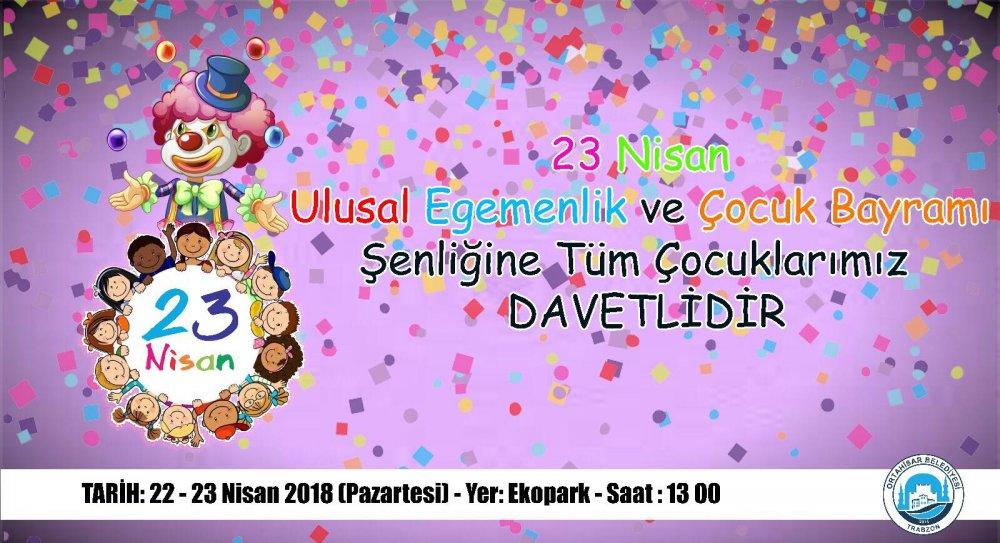 Ahmet Metin Genç, çocukları 23 Nisan etkinliklerine davet etti