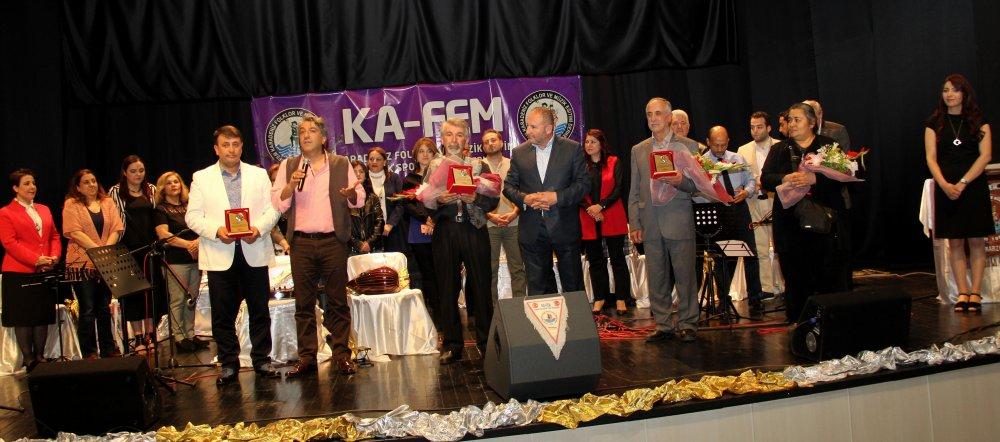Ka-Fem'den solistler geçidi