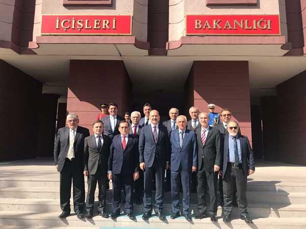 TTSO'dan Ankara çıkarması