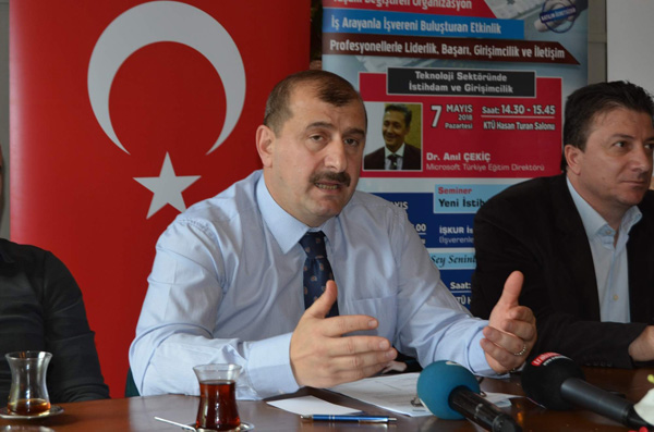 Trabzon'da 2 bin 653 kişiye iş imkanı