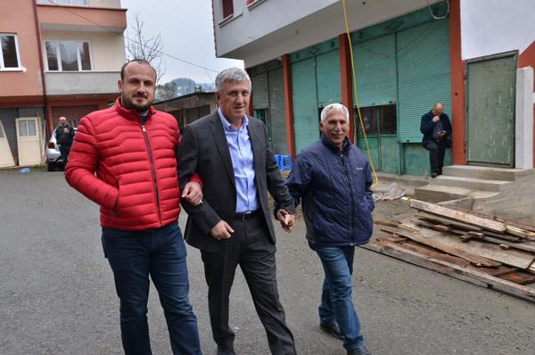 """Başkan Sarıalioğlu, """"İşimiz de Of, Gücümüz de Of!"""""""