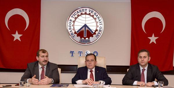 TTSO'da İŞKUR Hizmet Noktası açıldı