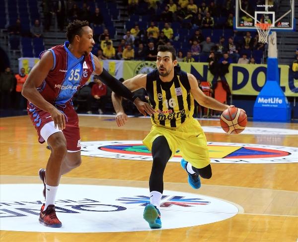 Trabzonspor potada Fenerbahçe'ye yenildi