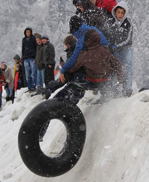 Kardan adam şenliği yaklaştı