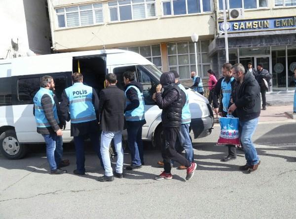 Türkiye genelinde 'Şafak' operasyonu