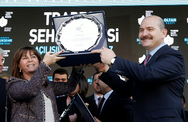 """Süleyman Soylu: """"Trabzon Daha kararlı"""""""