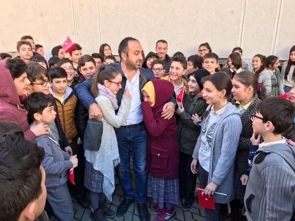 Ankara'da tanklara direnen Yaldız'a memleketinde sevgi seli