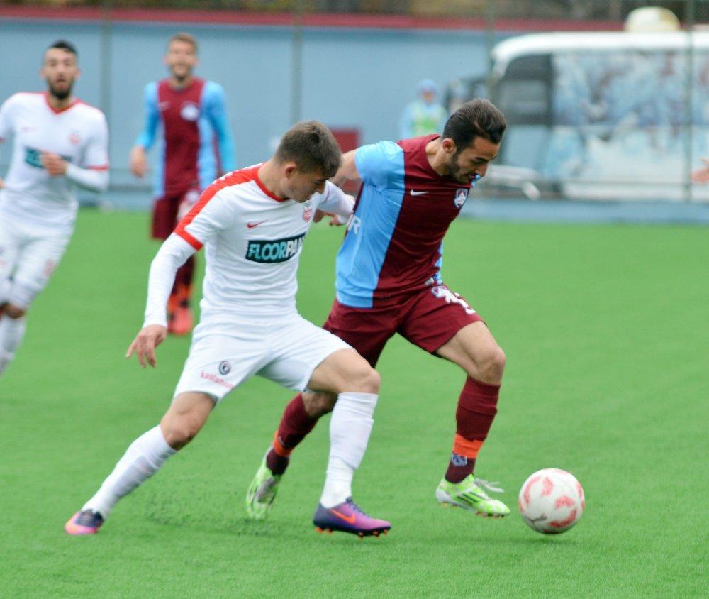 Trabzon Takımından geri dönüş! 10 kişi kaldı ama…