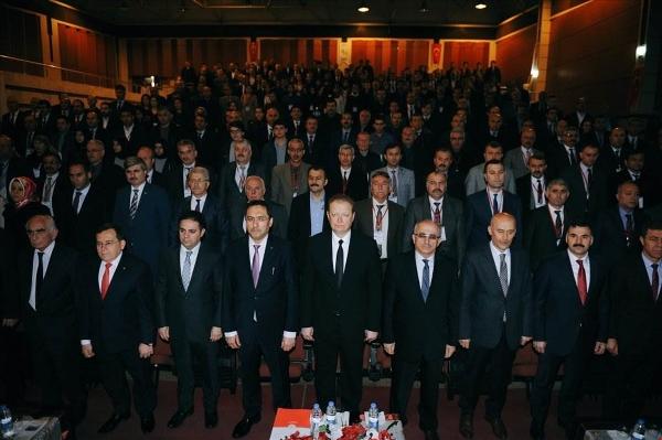 Trabzon 1. Mesleki Eğitim Kongresi yapıldı!