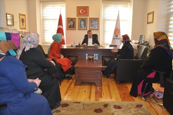 28 Şubat Kadın Platformundan AK Parti'ye ziyaret