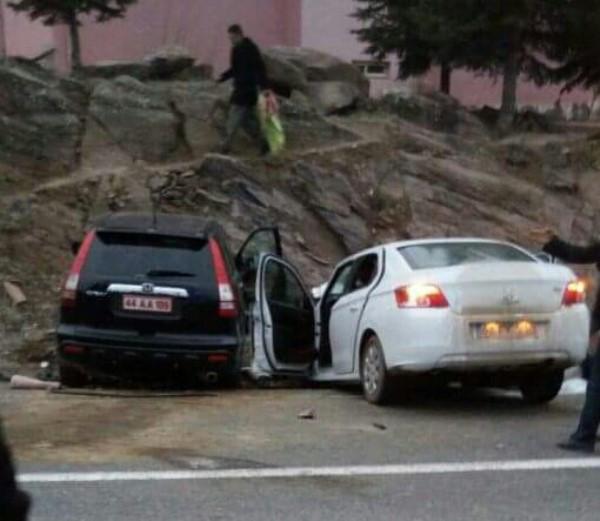 Kaymakamın makam aracı kaza yaptı: 2 ölü, 6 yaralı