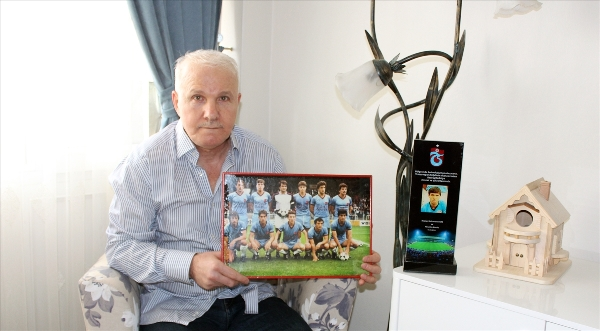 Trabzonsporlu eski futbolcunun Kuş sevgisi