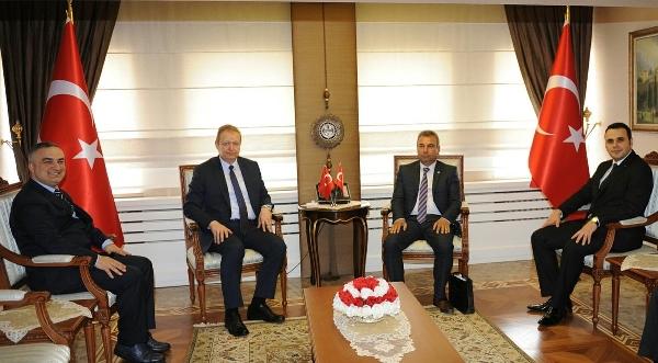 Mardin Trabzonspor Taraftarlar Derneği Trabzon'da ziyaretler