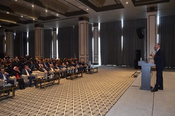 Trabzon AK Parti'de geniş katılımlı referandum çalıştayı yapıldı