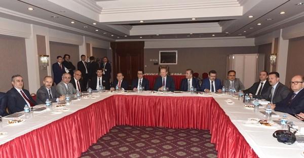 Trabzon'da turizm koordinasyonu konuşuldu