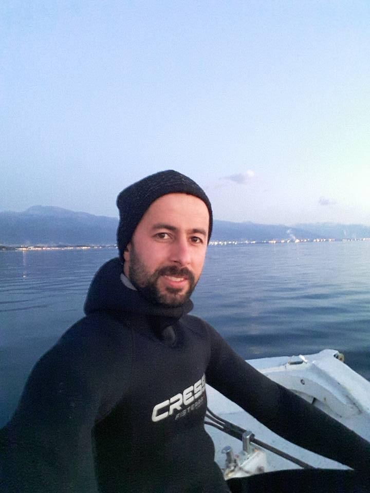 Türk balıkçılar Balinadan son anda kurtuldu