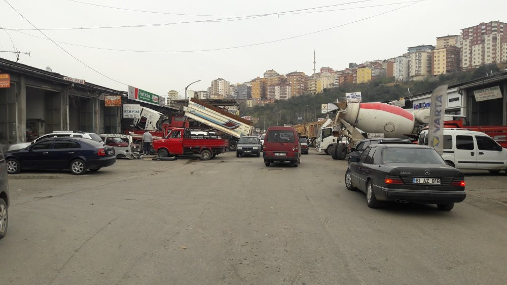 """""""Trabzon sanayi siteleri şehir merkezinden çıkmalıdır"""""""
