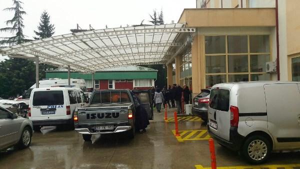 Rize'de lise öğrencisinin cinnet anları: 1 ölü 1 yaralı