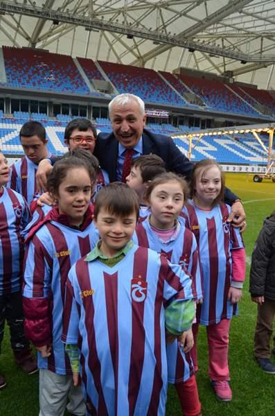 Trabzon'da onlardan mutlusu yok