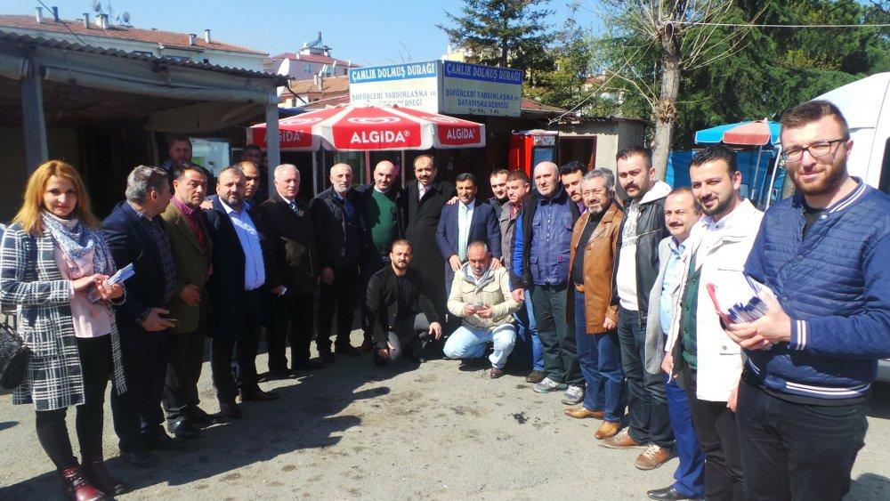 """Balta: """"Türkiye'nin önündeki engelleri kaldıracağız"""""""