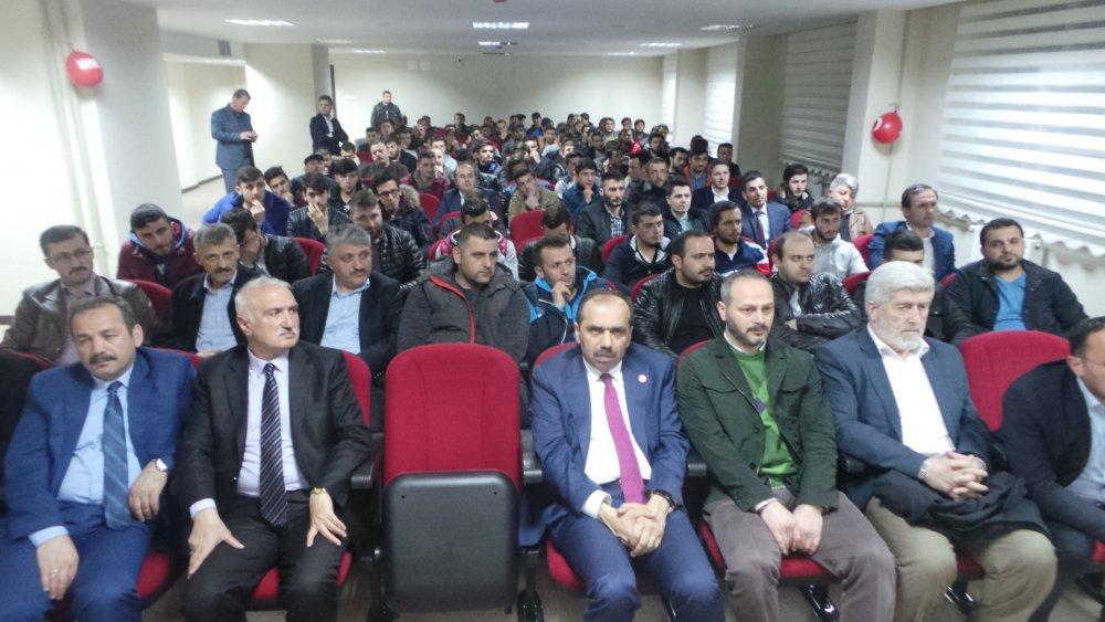"""Balata: """"Gençliği 'çoluk çocuk' diye vasıflandıranlara gereken cevabı vereceğiz"""""""