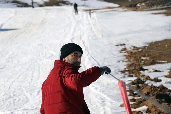 Zigana Dağı'nda kayak sezonu sona erdi! Tam 40 Bin kişi...