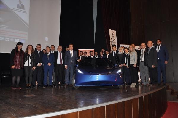 KTÜ'de 100 Km'yi 75 kuruş yakıtla giden otomobil yaptılar