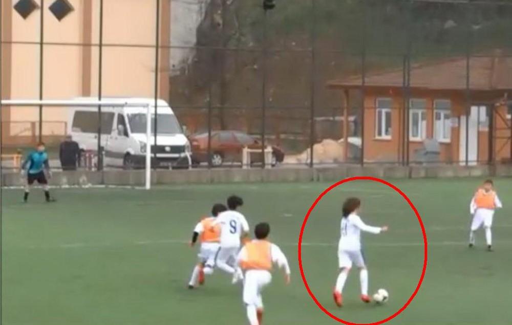 Hakem bu golü görmedi: 25 metreden attı ama...