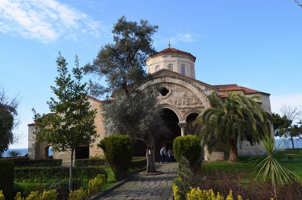 Trabzon'da bin 877 tescilli tarihi yapı ama...