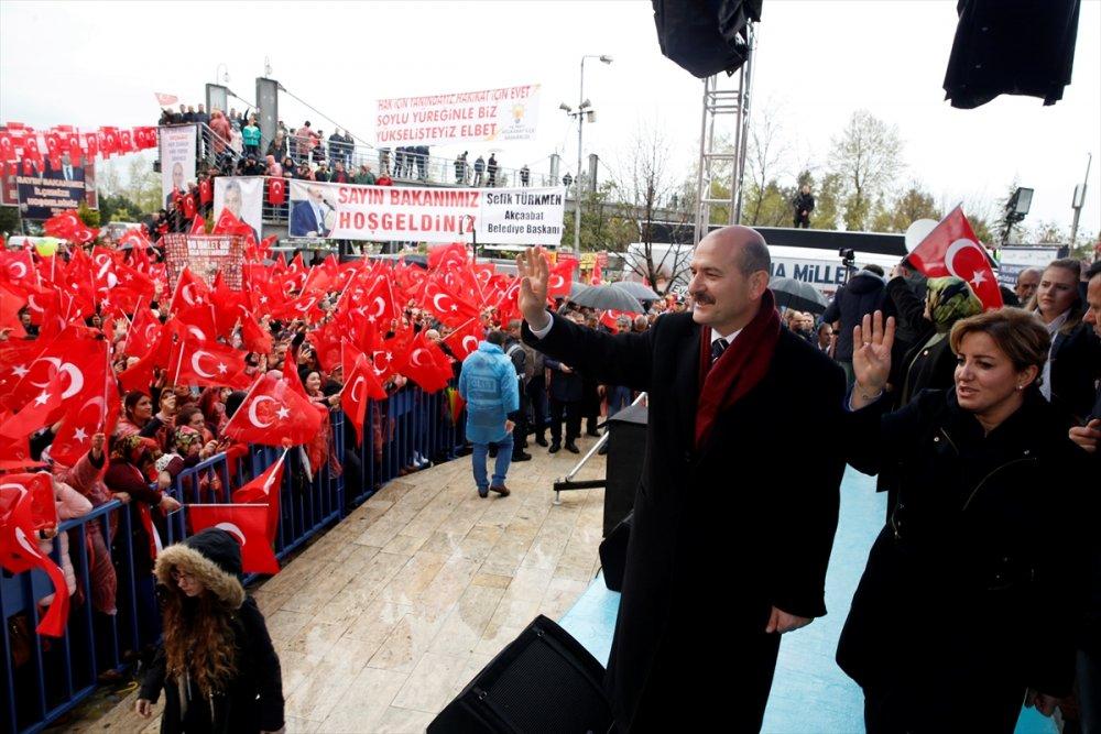 Bakan Soylu: CHP'li kardeşlerim, Kılıçdaroğlu sizi yanılıyor