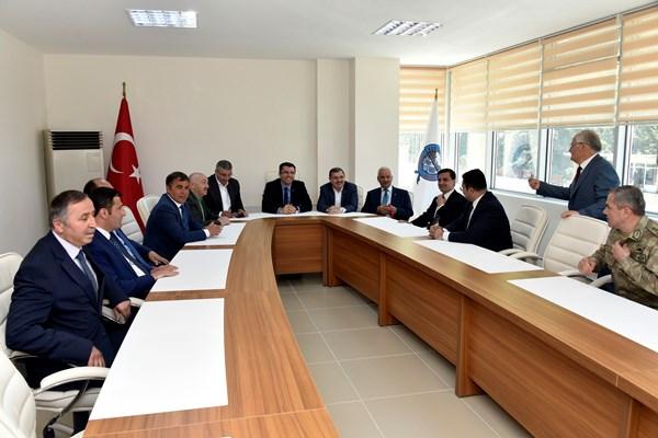 Kürtün Belediye'nin yeni hizmet binası açıldı 4