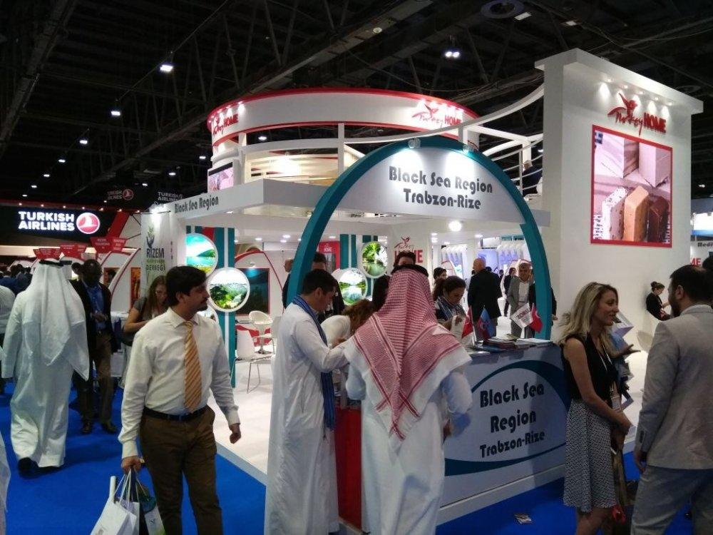 Doğu Karadeniz Dubai'de tanıtılıyor