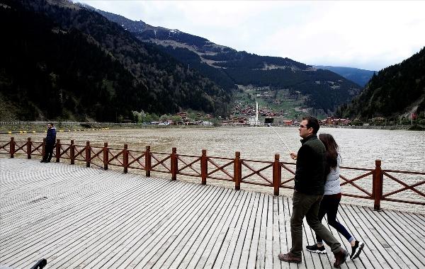 Uzungöl'de hedef 12 ay turizm 5