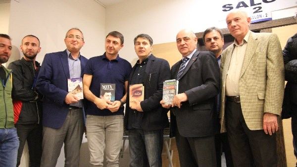 4. Trabzon Kitap Fuarı'na ilgi yoğun