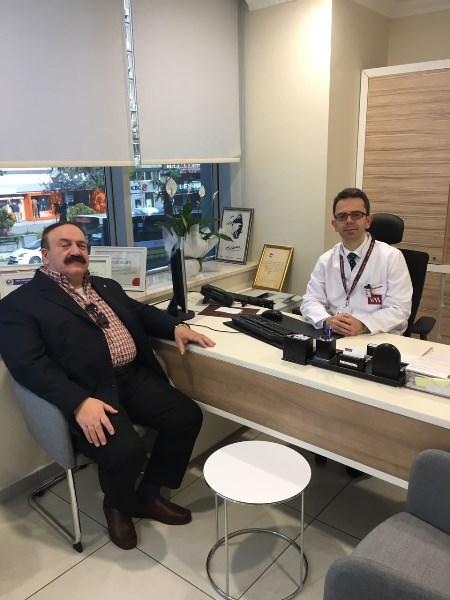 Her gün yediği Trabzon hurması midesini mahvetti