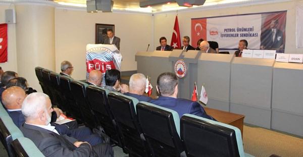 PÜİS Trabzon'da Genel Kurul yaptı